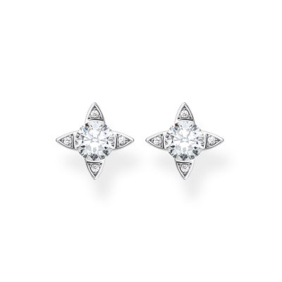 Thomas Sabo White Zirconia Ear Studs Sterlingsilver H2086-051-14