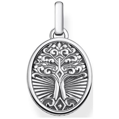 Thomas Sabo Tree of Life Pendant Sterlingsilver PE864-637-21