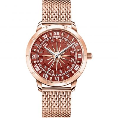 Thomas Sabo Glam Spirit Red Astro Damklocka Rose Gold WA0353-265-212-33MM