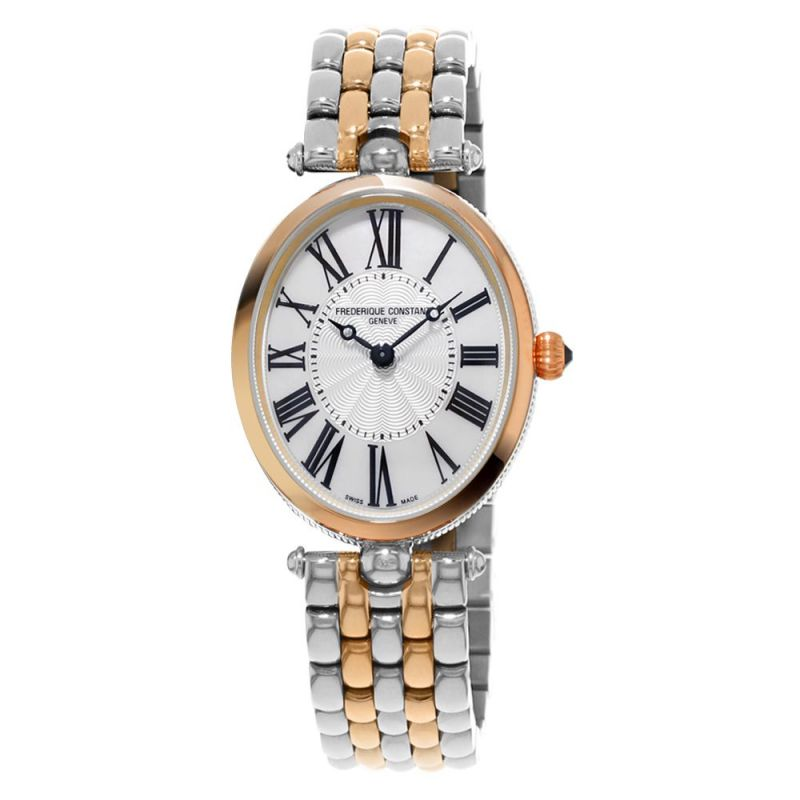 Frederique Constant Classics Art Deco Oval Watch