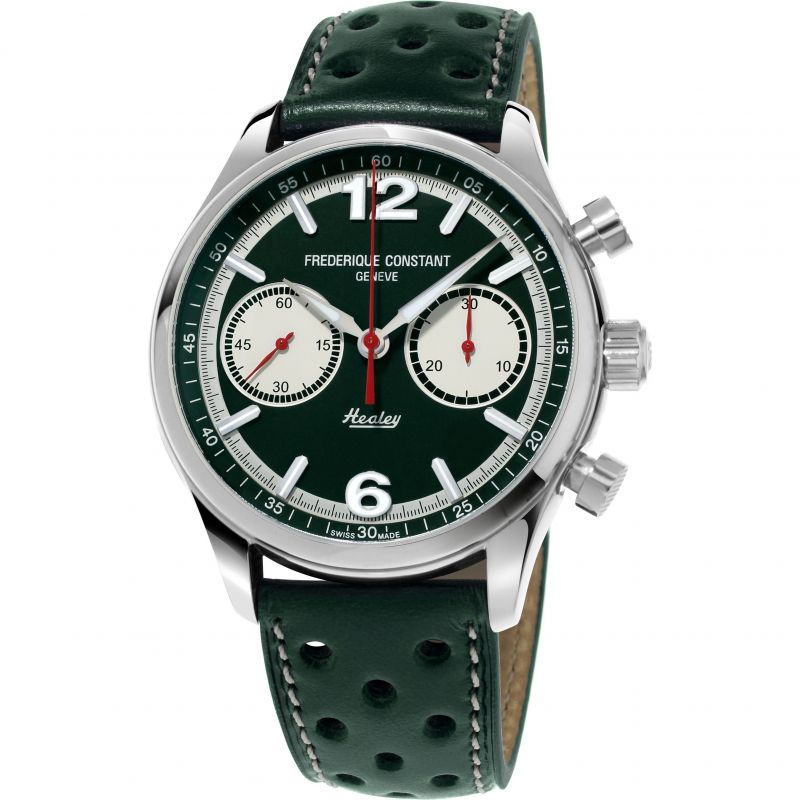 Frederique Constant Vintage Rally Healey Watch