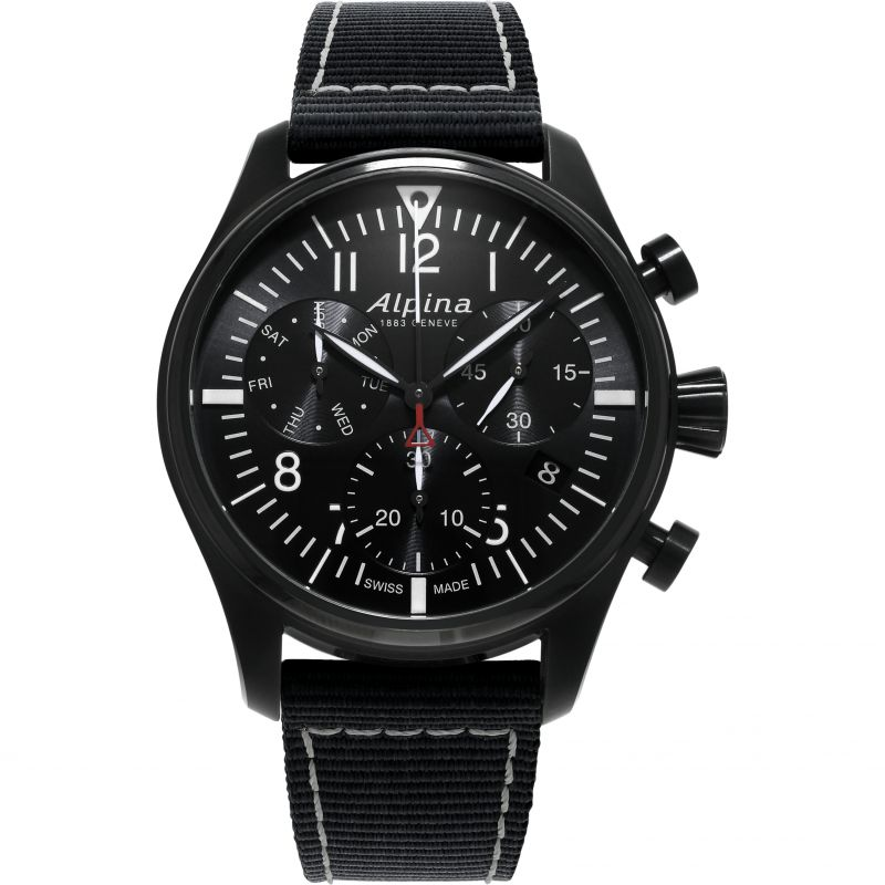 Alpina Startimer Pilot Watch AL-371BB4FBS6