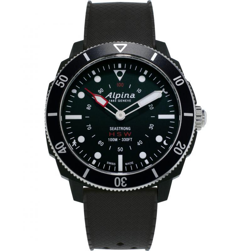 Alpina Seastrong Horological Smartwatch Bluetooth Smartwatch