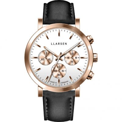 Ladies LLARSEN Noa Chronograph Watch 148RWR3-RINK18