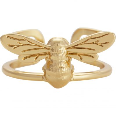 Lucky Bee Ring Gold Ring OBJAMR71