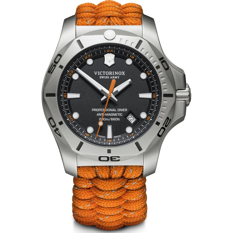 Victorinox Swiss Army INOX Professional Diver Watch