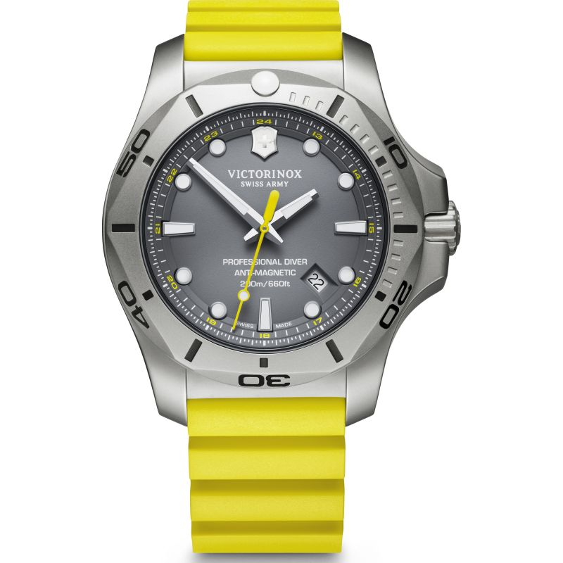 Victorinox Swiss Army INOX Professional Diver Watch 241844