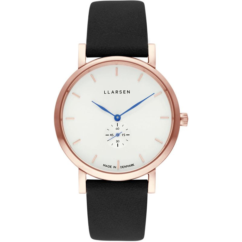 Ladies LLARSEN Josephine Watch 144RWD3-RCOAL18