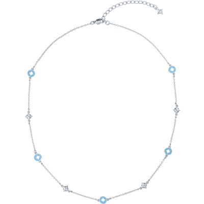 Taler Tiny Star Necklace AWA143-01-87