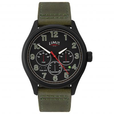 Limit Herenhorloge Kaki 5969.01