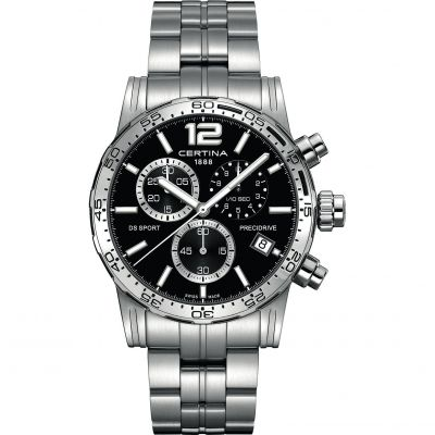 Mens Certina DS Sport Chrono Watch C0274171105700