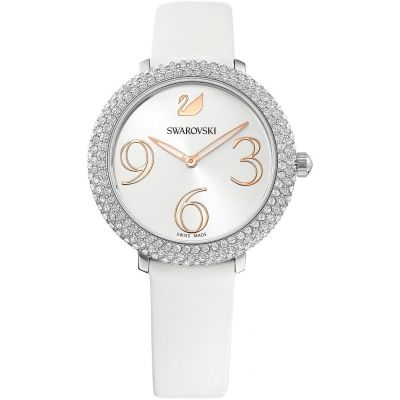 Ladies Swarovski Crystal Frost Watch 5484070
