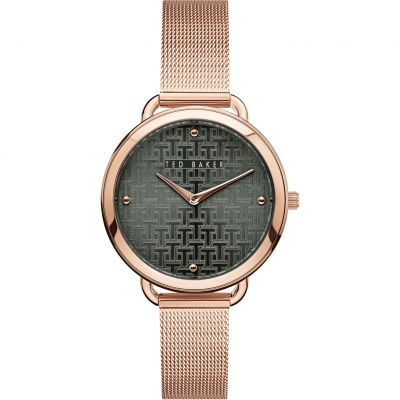Ted Baker Dameshorloge Rose Gold BKPHTF912UO