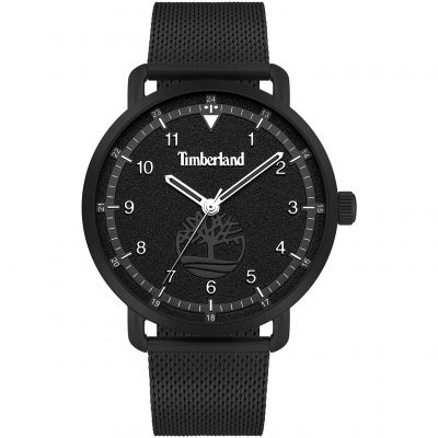 Timberland City Lifestyler Herenhorloge Zwart 15939JSB/02MM