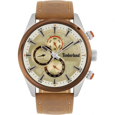Timberland Outdoor Seeker Herenhorloge Tan 15953JSTBN/04