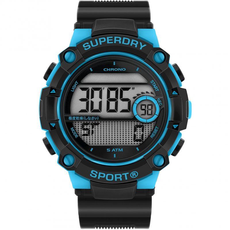 SUPERDRY Uhr   Superdry Unisexuhr SYG291BU