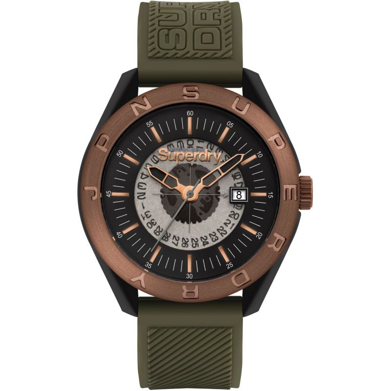 Superdry Watch SYG289NRG