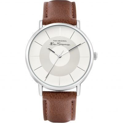 Ben Sherman Herenhorloge Tan BS026T