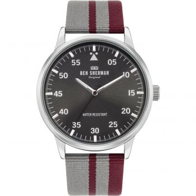 Ben Sherman London Unisexuhr WB042ER
