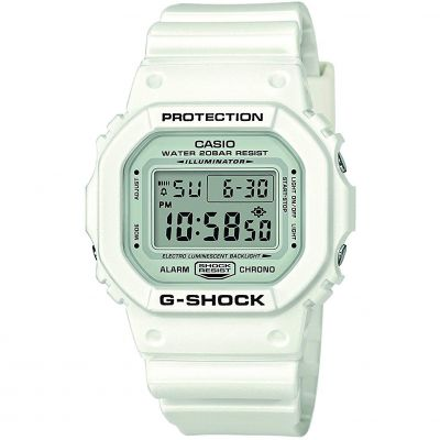 Mens Casio G-Shock Chronograph Watch DW-5600MW-7ER