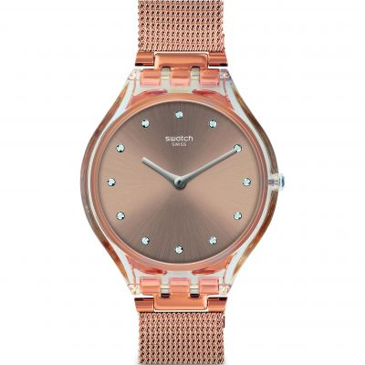 Ladies Swatch Skindesert Watch SVOK107M