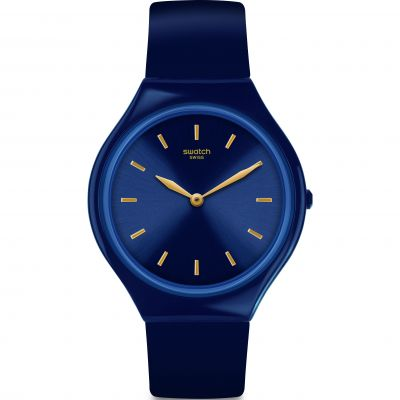 Ladies Swatch Skinazuli Watch SVON104