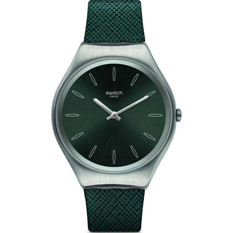 Unisex Swatch Skinpetrol Watch