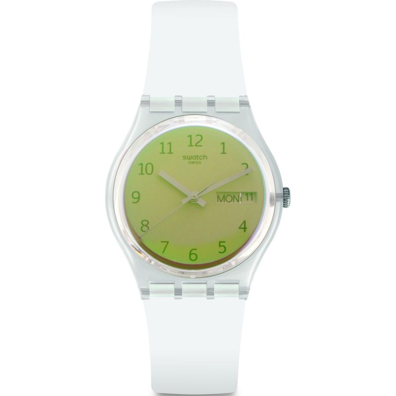 Ladies Swatch Ultrasoleil Watch GE720