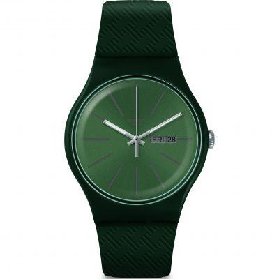 Mens Swatch Khakitex Watch SUOG710