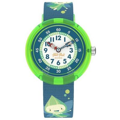 Childrens Flik Flak Glowlins Watch ZFBNP145