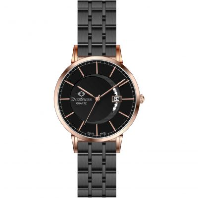 EverSwiss Watch 9749-GRBB