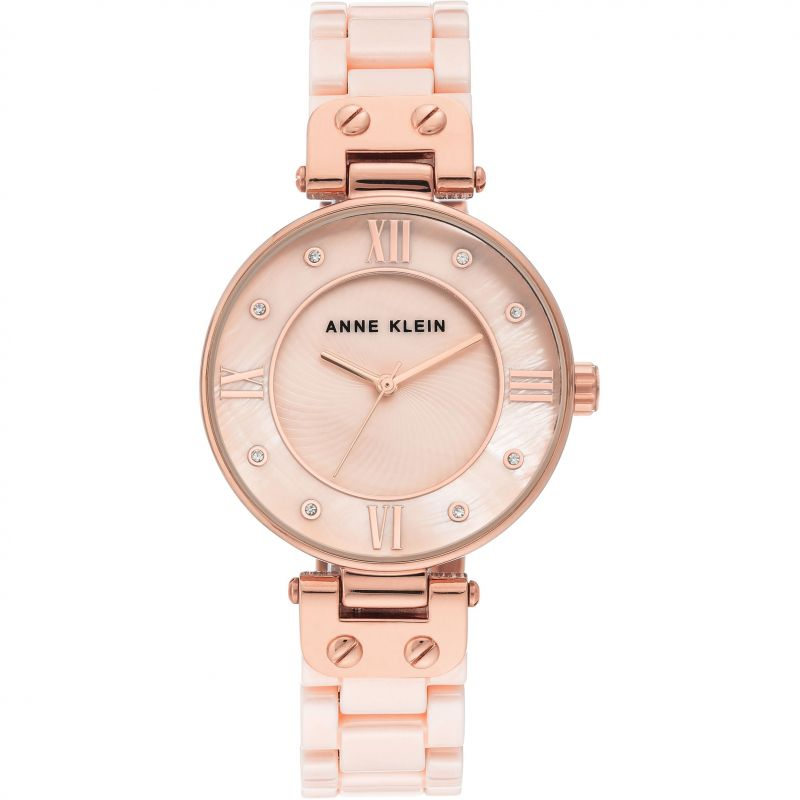 Anne Klein Watch AK/N3478LPRG