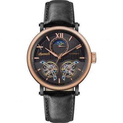 Ingersoll The Hollywood Herrenuhr in Schwarz I09601