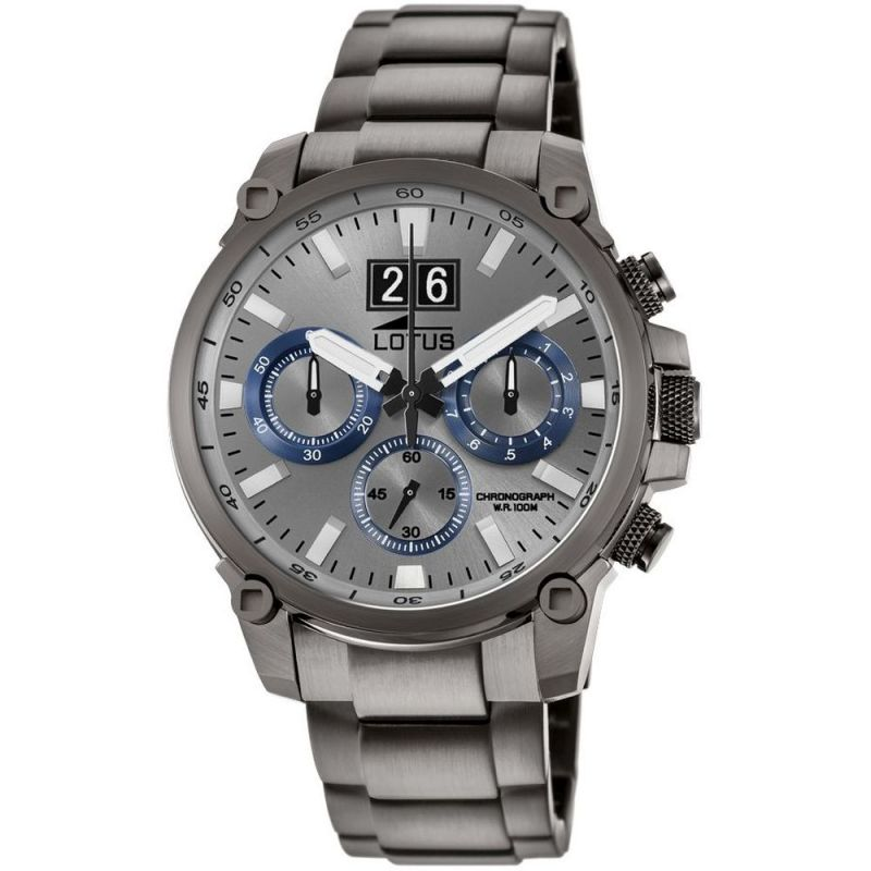 Mens Lotus Chronograph Watch L10140/2