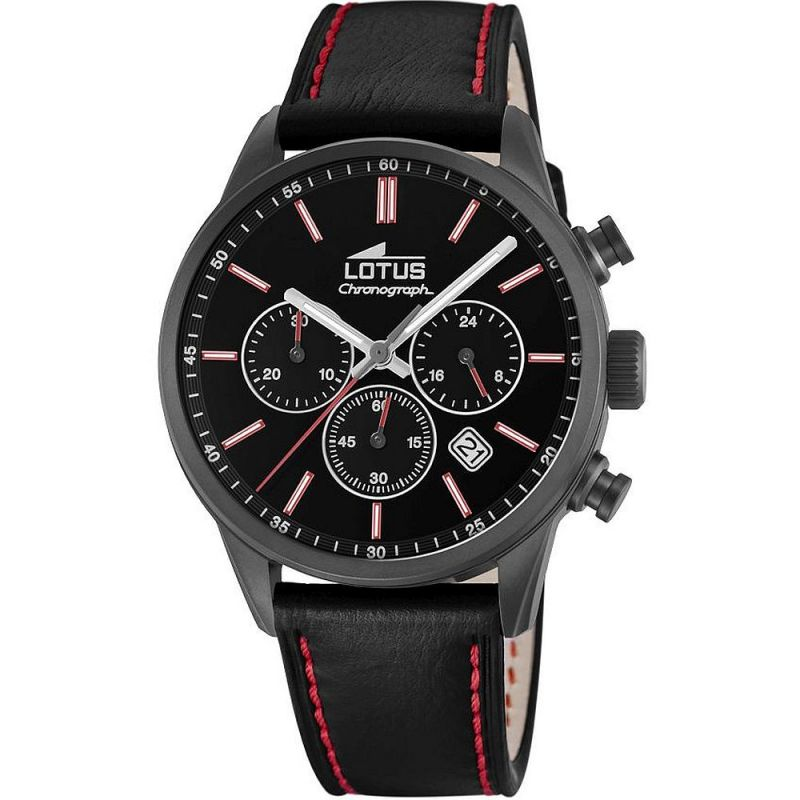 Mens Lotus Chronograph Watch L18669/3