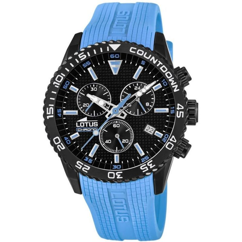 Mens Lotus Chronograph Watch L18672/6
