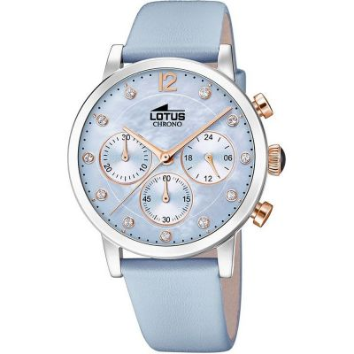 Ladies Lotus Chronograph Watch L18674/3