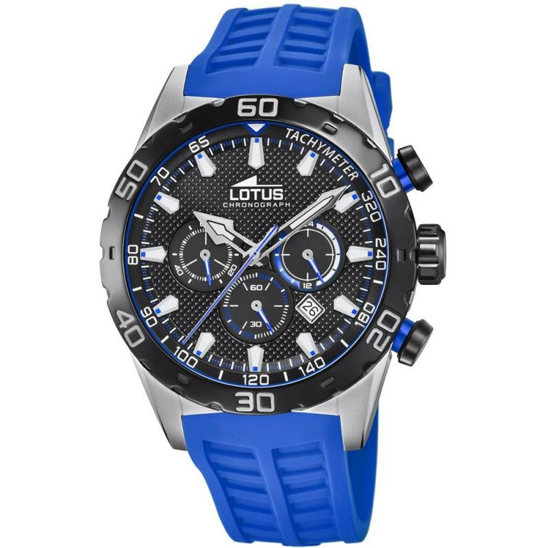 Mens Lotus Chronograph Watch L18677/4