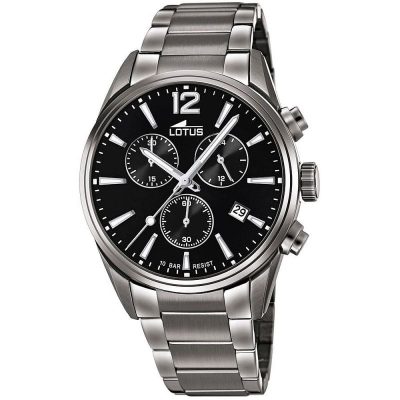 Mens Lotus Chronograph Watch L18682/3
