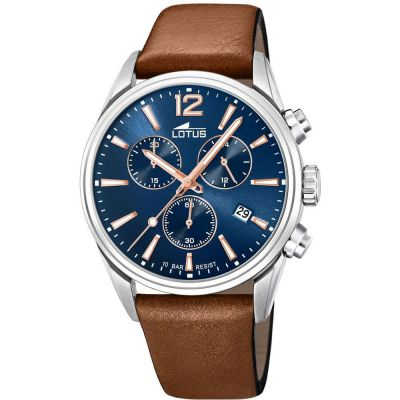 Mens Lotus Chronograph Watch L18691/2
