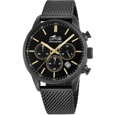 Mens Lotus Chronograph Watch L18700/2