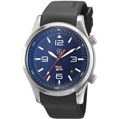 Elliot Brown Herrenuhr in Schwarz 202-025-R01