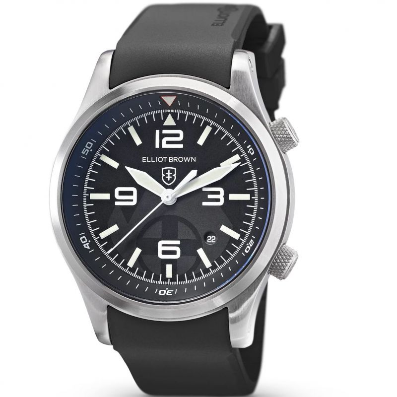 Elliot Brown Canford Mountain Rescue Edition Watch 202-012-R01
