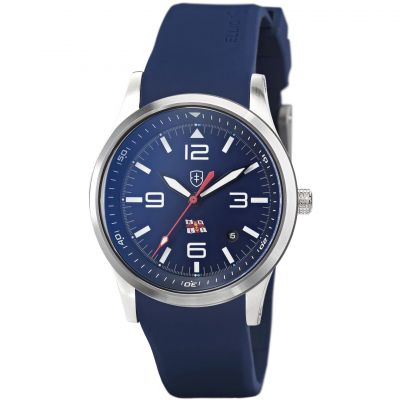 Elliot Brown Kimmeridge RNLI Special Edition Herrklocka Blå 405-016-R30