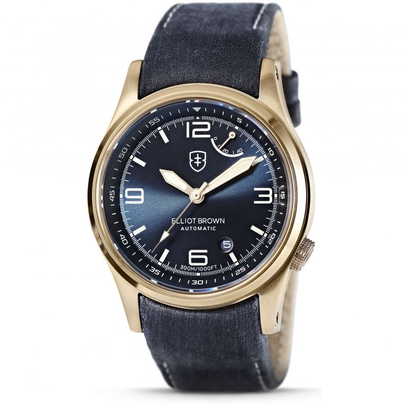 Mens Elliot Brown Automatic Watch 305-D06-L23
