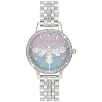 Ladies Olivia Burton Sparkle Bee Watch OB16GB05