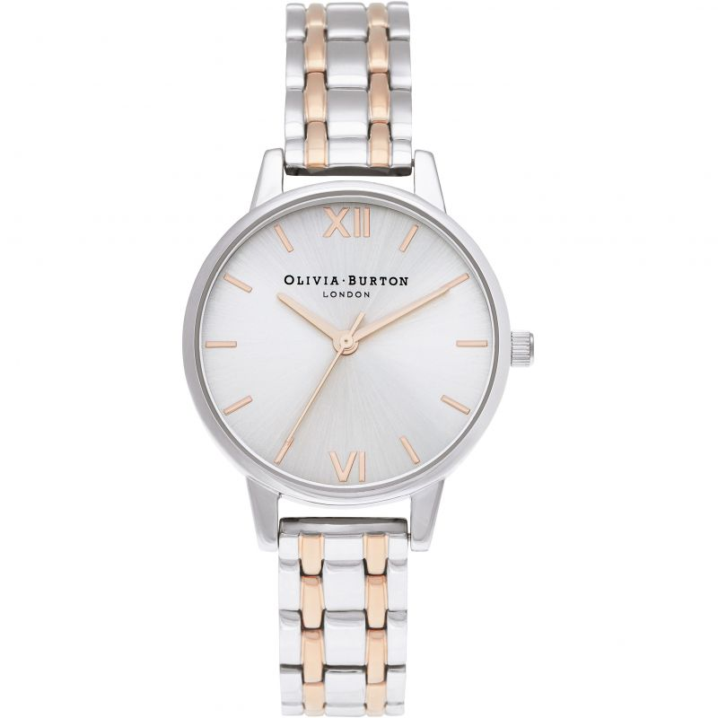 Ladies Olivia Burton Sunray Watch OB16EN01