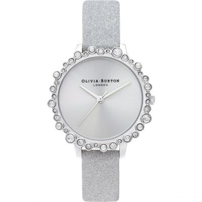 Ladies Olivia Burton Bubble Case Watch OB16US52