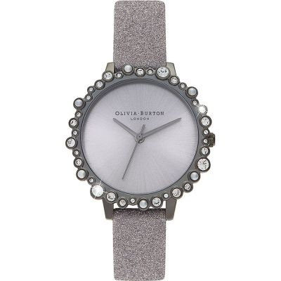 Ladies Olivia Burton Bubble Case Watch OB16US51