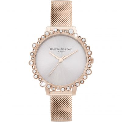Montre Femme Olivia Burton Bubble Case OB16US50